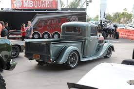 Check Out The Trucks We Saw At The 2017 SEMA Show - Hot Rod Network Check Out This Sweet 1941 Intertional Hot Rod Pickup 2017 Detroit Autorama All Trucks The Time Network Street Rods And Trucks To Take Over Springfield Missouri Photos Customer 27 Great Classic From Rodders Top 100 Contest Sema Old School Kruzin Usa 7 Of The Most Badass Pickups In Automotive History Red 1948 Chevy Truck Styles Diesel Of Ranch Photo Image Gallery Awesome Ford 1940s 7th And Pattison Analog Life 36 Ford Hauler Heaven