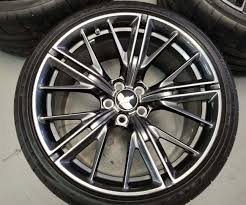 4) Genuine Factory/Oem Rims And Tires Off Of A 2017 ZL1 Camaro - $3500 Oem Replicas Chevy Camaro Zl1 Chrome Bigwheelsnet Custom Wheels 20 Chevrolet Silverado Wheel Gmc Denali 1500 Suburban Tahoe Polished 5 Bar Chevy Silverado High Country Wheels And Tires 2016 Take Offs Wheel Offset 2015 Tucked Stock Custom Rims 18 2500 Akh Vintage Wheels Truck For Sale Ltz Truckcar Forum Gm Oem 22sanyone Have Them Tires Tpms Gmtruckscom Inch Oem Factory Split Spoke Goodyear Wrangler With Sold 2014 And Michelin Tires Home Intro
