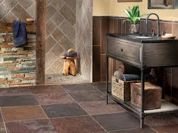 rustic gallery floor decor