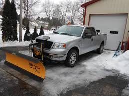100 Truck With Snow Plow For Sale D
