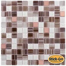 aspect peel and stick trim home depot tile flooring l wall inoxia