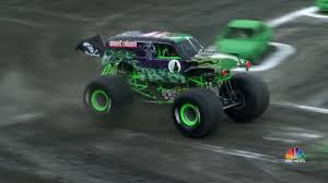 100 Monster Truck Grave Digger Videos For The Anderson Family Monster Trucks Are A Family Business