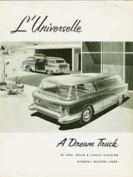 """1955 L'Universelle (""""The Universal"""") GMC Concept Van Unveiled At The ... Family Trucks And Vans Denver Co 80210 Car Dealership Auto A Special Thank You To All Of Our Facebook Pickup Truck Wikipedia America Has Fallen Out Love With The Sedan Wsj Enlarged Photo 6 For 201161 Renault Trafic61 Trafic Rent A Seven Passenger Minivan Get Around Town Easily With Your Fayetteville Crown Ford New Used Cars North Carolina Area Ftvaugist01telemundo30sec Youtube And Best Image Truck Kusaboshicom"""