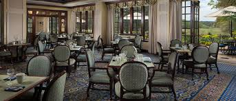 Vista Restaurant At Washington Duke Inn