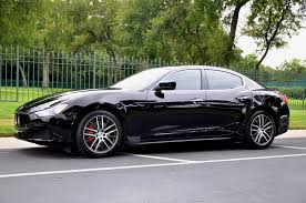 2014 Maserati Ghibli S Q4 Stock 14MASGHIB for sale near Dallas