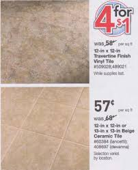 black friday deal project source 12 in x 12 in lancetti beige