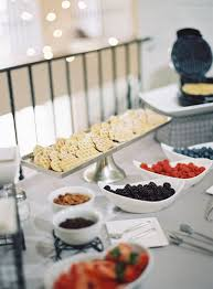 Bridesmaids Brunch: Elegant Blush And Copper Celebration   Lemiga ... How To Throw A Waffle Party Wholefully Protein Bar Bar Waffles And Waffles A Very Merry Holiday Citrus Punch Recipe Make Waffle Sweetphi Cake Mix Plus Planning Tips Mom Loves Baking The Best Toppings From Savory Sweet Taste Of Home Eggo Truckinspired Pbj Styleanthropy 6 The Best Toppings Recipe Food To Love Bridal Shower With Chinet Cut Crystal Giveaway Hvala Matcha Softserveice Blended Latte Frappe At Southern Gentleman Baby