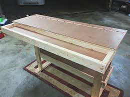 new yankee workshop workbench with plans album on imgur