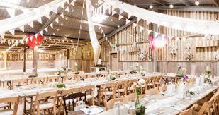 32 Beautiful UK Barn Wedding Venues