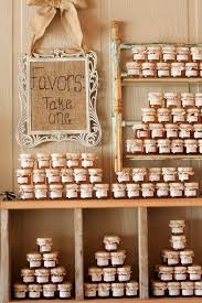 Adorable Idea For Wedding Favors Homemade Jam Or Local Honey