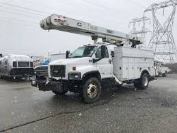 Chevrolet Kodiak C8500 Bucket Trucks / Boom Trucks For Sale ▷ Used ...