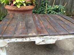 4 Pallet Coffee Table