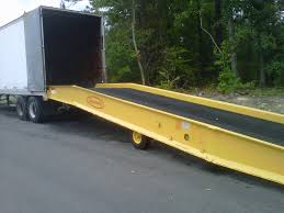 100 Truck Ramp Mobile Ramp On A Truck Mobile Yard S Portable Ramps S