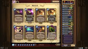 looking for an automated deck builder hearthstone giant bomb