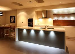 led kitchen lighting modern room decors and design several