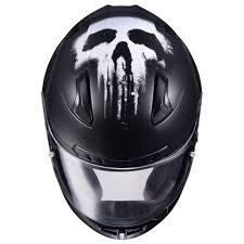 Hjc Cl 17 Chin Curtain Canada by Hjc Cl 17 Punisher Helmet Fortnine Canada