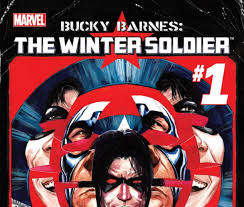 BUCKY BARNES THE WINTER SOLDIER 1 WITH DIGITAL CODE