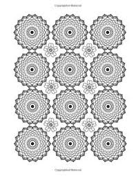 Adult Coloring Book Creative Flowers For Relaxation Volume 3