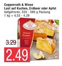 coppenrath wiese lust auf kuchen erdbeer oder apfel 550