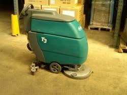 Tennant Floor Scrubber T3 by Tennant T3 X 10 Dan Mechanical Services