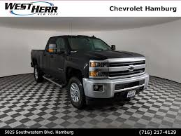 Chevrolet Silverado 2500HD In Orchard Park, NY | West Herr Auto Group