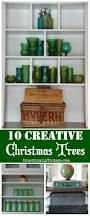 Best Kinds Of Christmas Trees by Best 25 Creative Christmas Trees Ideas On Pinterest Wall