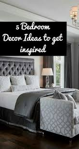 5 Bedroom Decor Ideas To Get Inspired