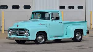 100 1956 Ford Truck F100 Pickup T179 Indy 2016
