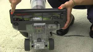 Eureka Airspeed All Floors Brush Not Spinning by Brush Roll Not Spinning On Hoover Air Steerable Youtube