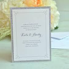 Gartner Studios Glitter Invitations Beautiful Walmart Wedding With Pictures 3
