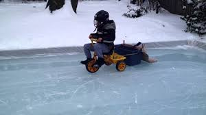 JAXEN THE ZAMBONI KID - YouTube Backyard Ice Rink Without Liner Outdoor Fniture Design And Ideas Best Backyard With Zamboni Youtube How To Make A Resurfacer Zamboni Ice Rink Flooder Rinkwater Hasslefree Building Products 100 Resurfacer Rinks Build A Home Bring On The Hockey Redneck Pictures Nhl Builders Tackled Gillette Project Icy Efficiency Brackets Maintenance By Iron Sleek