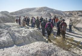 Tule Springs Fossil Beds National Monument by Tours Of Tule Springs Fossil Beds Spotlight Preservation Efforts