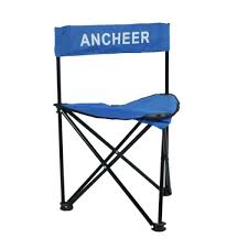 Camp Chair With Footrest by Ancheer Outdoor Portable Folding Chair Camping Hiking Fishing