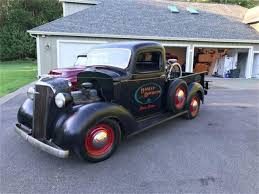 1937 Chevrolet Pickup For Sale | ClassicCars.com | CC-1011023 1937 Chevrolet Truck Rat Rod 350 V8 Turbo Automatic Heat Air Chevrolet Pickup For Sale Classiccarscom Cc1017921 Half Ton Truck Pickups Panels Vans Dads Chevy Paneled Favorite Places Spaces Randy Kemps 1 12 Chevs Of The 40s News Events Liberty Classics Spec Cast With Bank For All Collector Cars Ray Ts Wanted Antique Automobile Club Project Blown Pickup Nails Show Rod Look Hot Network