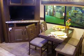 Classy Exteriors With Beautiful Interiors We Service Your RV