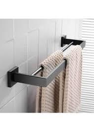cglovewyl handtuchhalter für badezimmer edelstahl matt