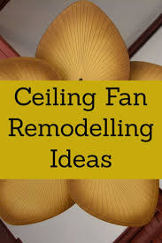 70 best best decorative ceiling fan covers images on pinterest