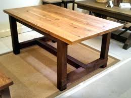 Diy Dining Room Table Free Design Ideas Dining Table Plans Large