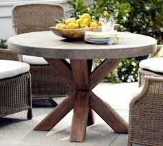 patio amusing round wood patio table round wood patio table wood