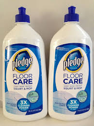 2 pledge floor care multi surface mop clean shine protect