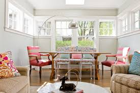 Ana Donohue Interiors Eclectic Dining Room