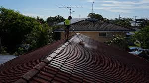 roof painting go zeaus house washing brisbane