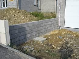 mur de separation exterieur mur extérieur notre nouvelle maison