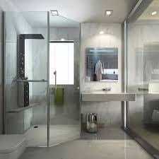led spiegelschrank 2 türen 3 fächer steckdose led wandschrank stahl h x b x t 67 x 60 x 12 cm weiß