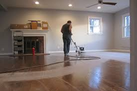 New Laminate Floor Bubbling by Refinishing Hardwood Floors Diy Refinish Hardwood Floors