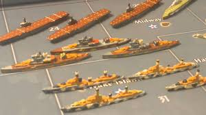 Painted Game Pieces Anzac Navy Axis And Allies