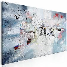 wandbilder abstrakte kunst leinwand bilder wohnzimmer