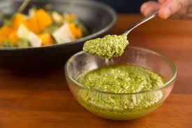 Toasting Pumpkin Seeds In Microwave by Super Simple Pumpkin Seed Pesto Recipe Chefsteps