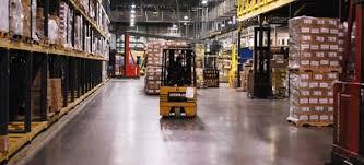 Distribution Center at Cracker Barrel