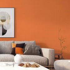 moderne nordic einfarbig zipper muster tapeten orange grau gelb wohnzimmer schlafzimmer wand papier für wände papel de pared